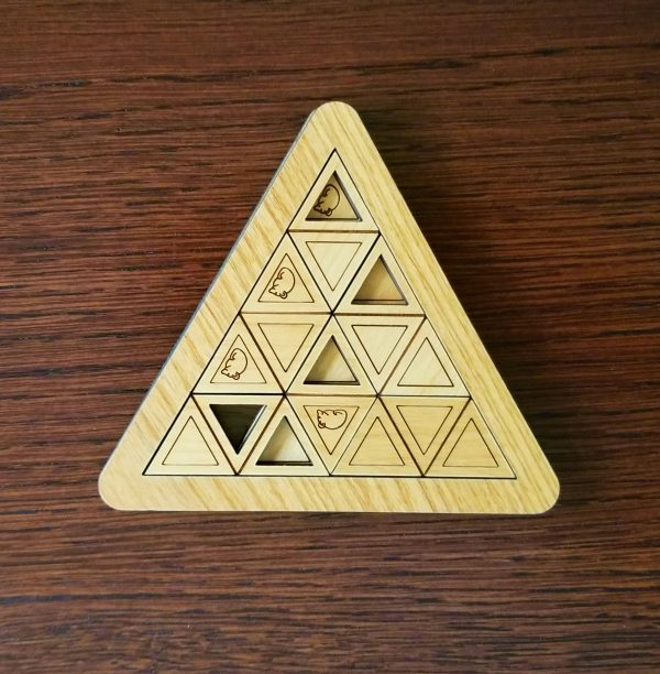 Triangle Tribulation Puzzle