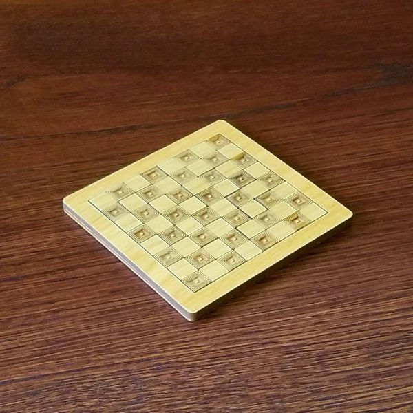 CheckerBored Puzzle