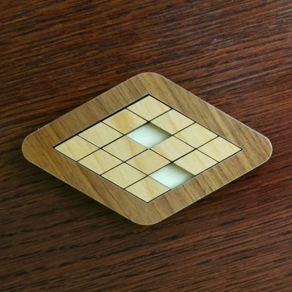 DiamondTeaser Puzzle