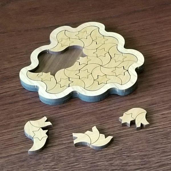 StarSwirl Puzzle