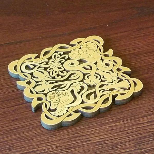 Art Nouveau Puzzle