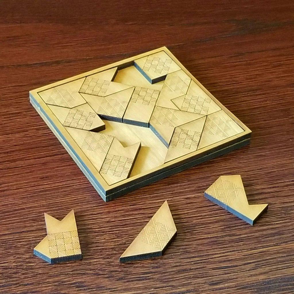 DiamondStar Puzzle