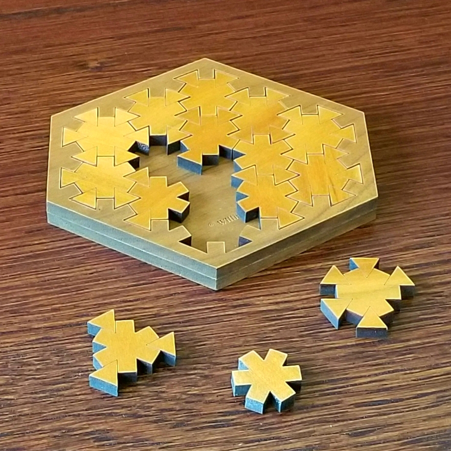 HexTriangle Puzzle