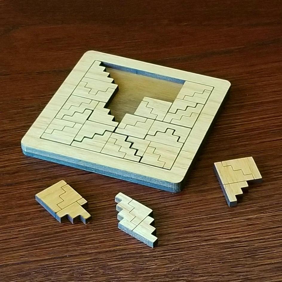 Anasazi Puzzle