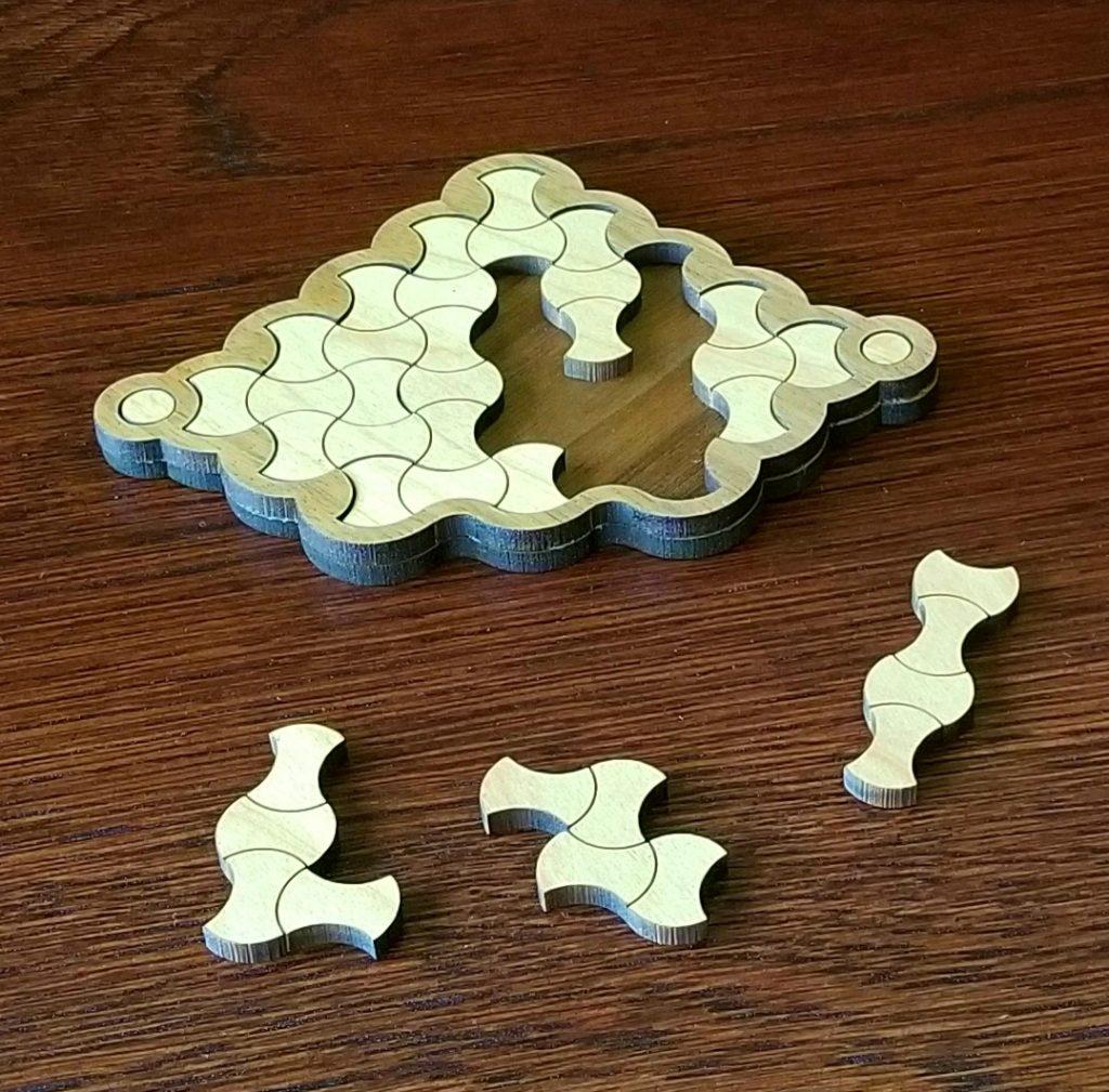 KnitUFO Puzzle