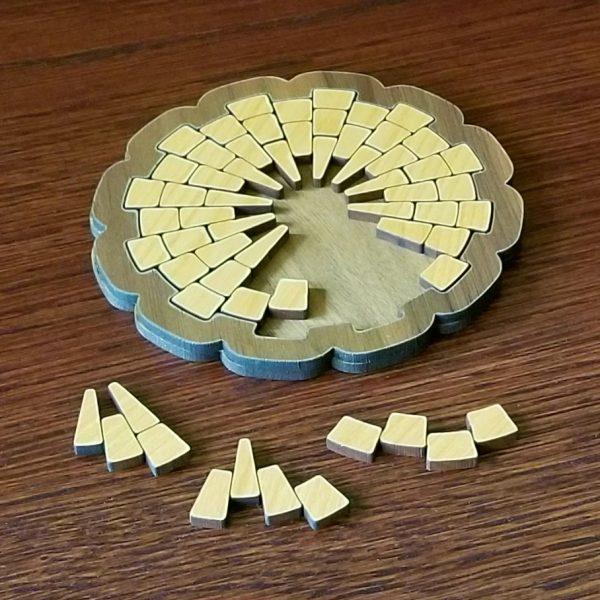 SunBurst Puzzle