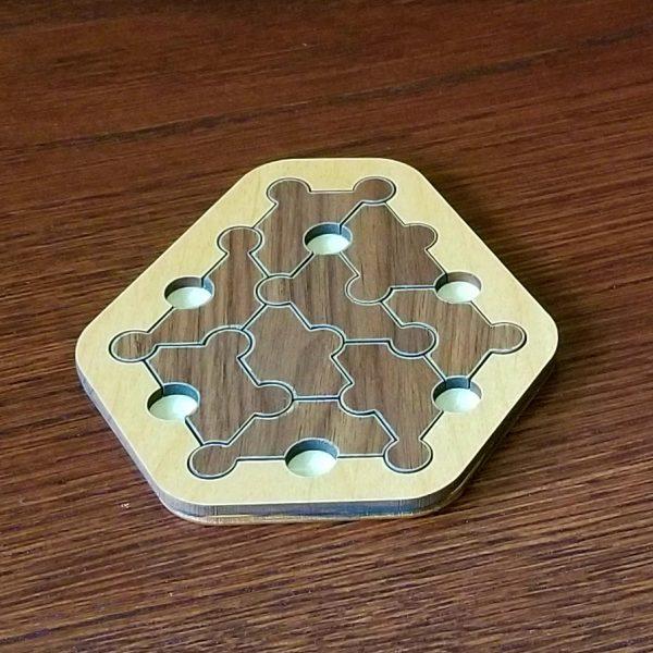 PegTrap Puzzle