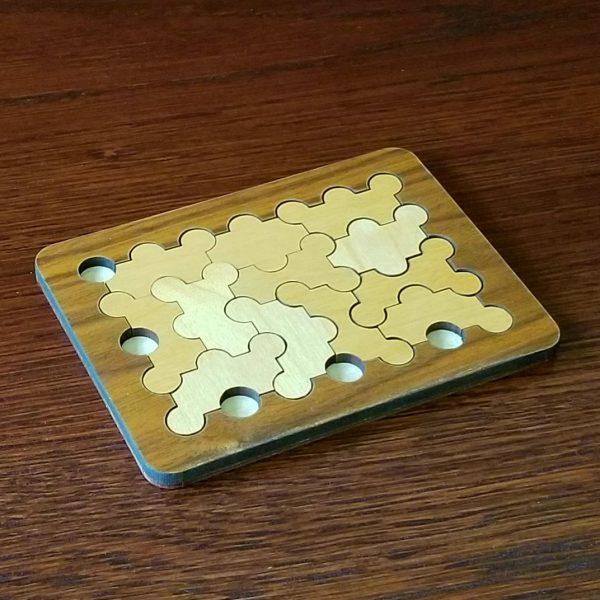 DominoPeg Puzzle