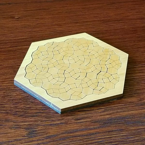 Space Polygons Puzzle