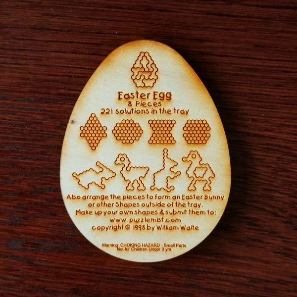 Easter Egg Back