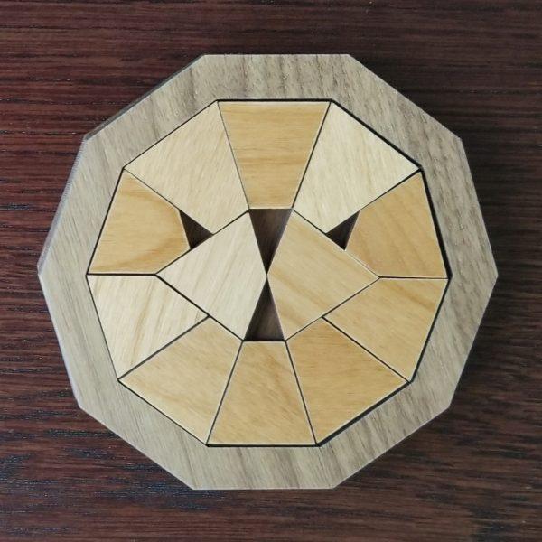 Optimal Tumble Puzzle